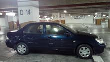 MITSUBISHI LANCE CAR IS IN GOOD CONDITION NO MUCH WARE AND TEAR PL CONTACT 0558048817
