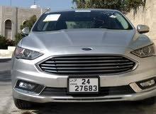 Automatic Silver Ford 2017 for sale