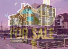 شقة للبيع في قلب كموبند دار مصر الاندلس بجوار التسعين و هايد بارك