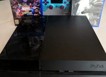 PS4 with 2 games now for sale