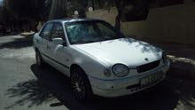 Gasoline Fuel/Power   Toyota Corolla 1998