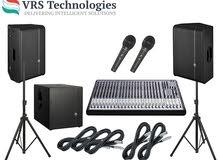 Sound System Rental Dubai - Dubai Sound System Equipment Rental