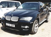 BMW X6 2010 For sale - Black color