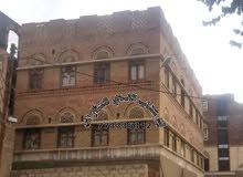 للبيع بيت في قلب صنعاء فوق شارع خولان قريب باب اليمن