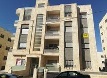 شقة 130م في طريق المطار خلف كلية القدس.