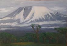 لوحات فنية حجم كبيرA1