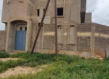 مبنى في #سانية_لعزيزة_على_الرئيسي  الموقع : طريق السريع سانية عزيزة  مبني مقام علي عدد #2قطعه