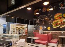 للتقبيل مطعم دورين و جاهز مكلف حدود 450 الف رريال بالكامل المعدات 0562827297