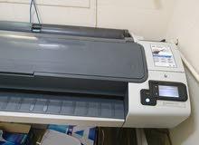 بلوتر لطباعة المخططات hp t 795