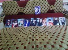 صور  فرقة BTS السعر 5000دينار عراقي