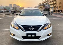 Nissan Altima 2017 SR with Low Mileage