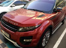 للبيع رنج روفر شبه جديد 2012 مواصفات جيدة جدا من الداخل والخارج