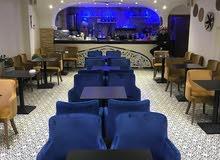 شركة متخصصة في الهندسة الداخلية للمقاهي والمطاعم