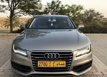 Audi A7 S-Line in very Good Condition