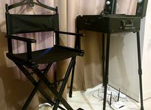 Make Up Chair with Headrest