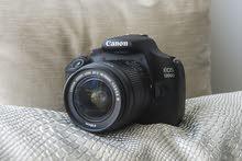 كاميرا كانون 1200d ممتازه