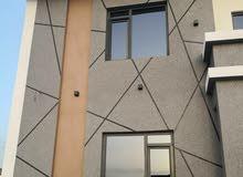 ارقي واحدث الأصباغ الخارجيه للمنازل العصريه بأقل التكاليف Silk M M decoration