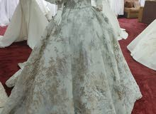 فستان اعراس فرنسي