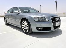 like new A8 L Audi 2007 V8 quatro 4.2 FSI