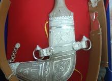 خنجر عمانية جديدة ممتازة جدا صياغة حلوة مطلوب بدل ب خنجر عمانية او سعيدية