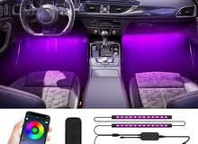 أضواء شريطية LED للسيارة