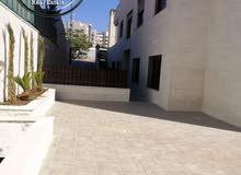 شقة شبه ارضي جديدة للبيع الصويفية 230م 4 نوم مع حديقة 150م تشطيبات فاخرة