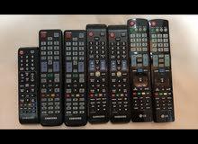 télécommande Samsung et LG kina Smart  normal