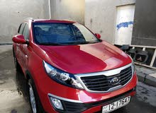 Used condition Kia Sportage 2011 with 110,000 - 119,999 km mileage