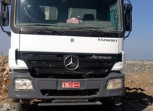 2005 Model Mercedes Actros 18mtr Tipper