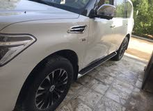 Automatic White Nissan 2014 for sale