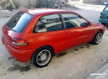 Automatic Red Mitsubishi 2000 for sale