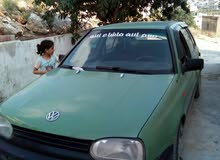 Manual Green Volkswagen 1994 for sale