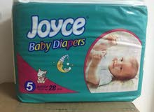 Joyce baby diapers ( all sizes) for sale