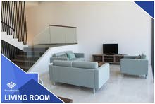 Luxury 3 Bedrooms Sea View With Maid Room Town House UNFURNISHED In Qurm PDO