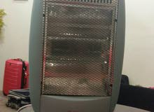 Heater دفاية للبيت جديدة بالكرتونة استعمال خفيف