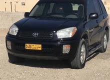 Used condition Toyota RAV 4 2002 with 150,000 - 159,999 km mileage