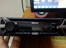 مسجل سوني اصلي فيتنامي آخر قصه CD  USB AUX و راديو قابل للتفاوض بشكل بسيط