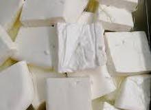 جبنة بيضاء مغليه