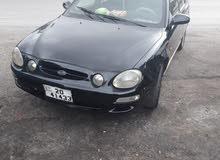 Kia Shuma car for sale 1998 in Tafila city