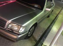 مورسيدس أس 500 للبيع موديل 1996