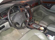 Used condition Hyundai Azera 2002 with 1 - 9,999 km mileage