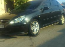 Used condition Peugeot 307 2003 with 0 km mileage