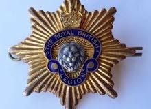 شعار انجليزي للفيلق الملكي الانجليزي