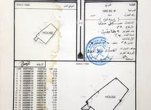 أرض سكنية مساحتها 1689 متر في ولاية السويق أم سيح
