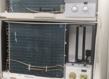 اجهزه كهربائيه مكيفات شباك واسبلت وثلاجات مستعمله وشبه جديد