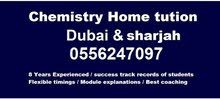 Chemistry Home tuition classes