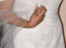 Wedding Dress فستان زفاف جديد