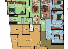شقة تشطيب سوبر لوكس في وسط مطروح تري البحر مسجلة ومرخصة