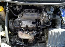 White Chevrolet Spark 2005 for sale