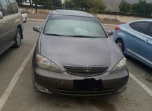 Used condition Toyota Camry 2002 with 0 km mileage